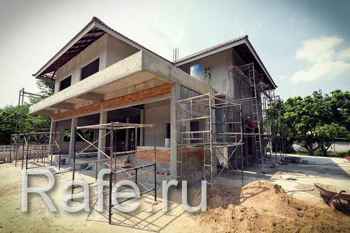 Самовольная постройка дома
